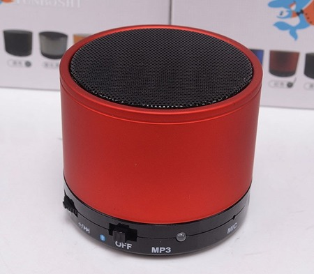 EXTRA BASS GŁOŚNIK BLUETOOTH RADIO FM SD MP3 USB
